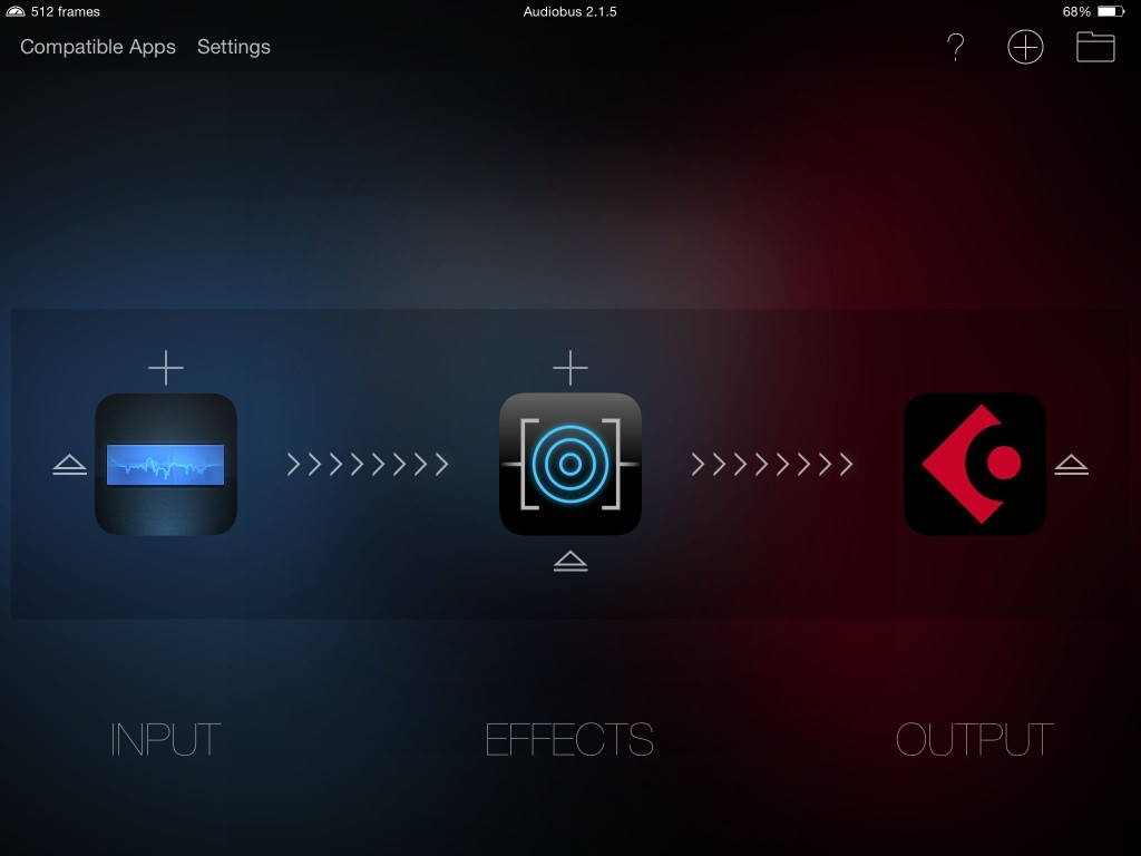 Cubasis v.1.8.2 is now fully iOS8 and Audiobus 2.1.3 compatible :-)