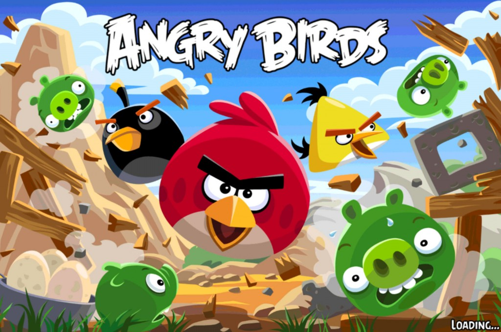Easy money! UK£0.69 and sells by the lorry load. Angry Birds has most certainly earned its keep....
