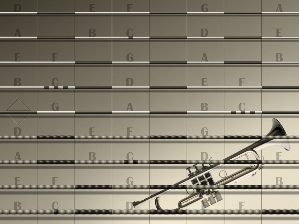 iFretless Brass; a virtual brass section for your iPhone or iPad.
