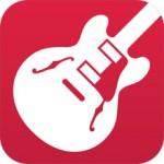 garageband logo red