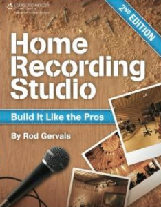 Home Recording Studio cover