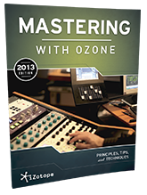 Mastering with iZotope cover