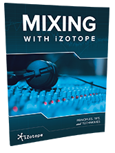 Mixing with iZotope cover