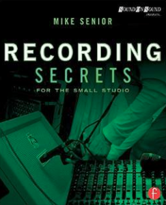 Recording Secrets cover