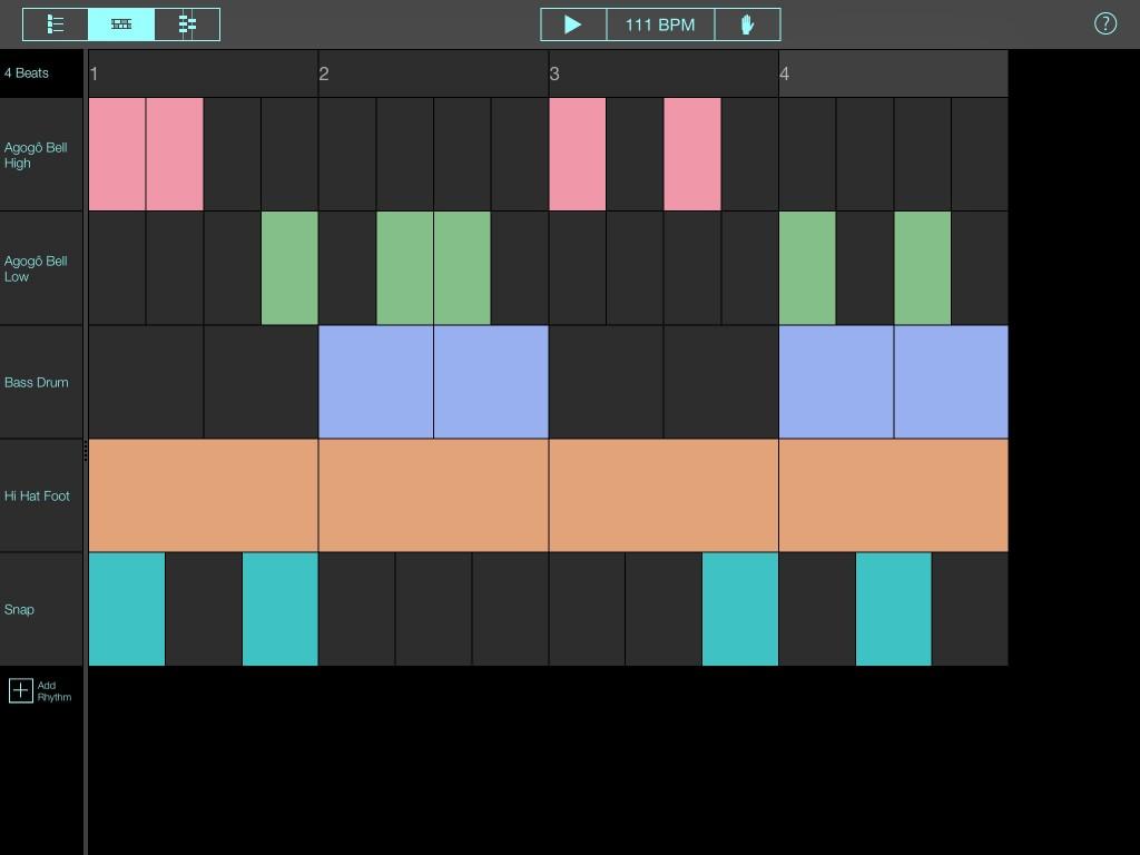 Multirhythms Rhythm Trainer - can an iOS music app really help my drumming skills?