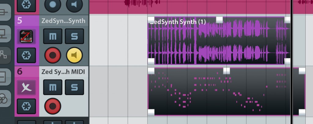 Zed Synth worked fine as an IAA app on a Cubasis audio track and happily received MIDI data from a Cubasis MIDI track.