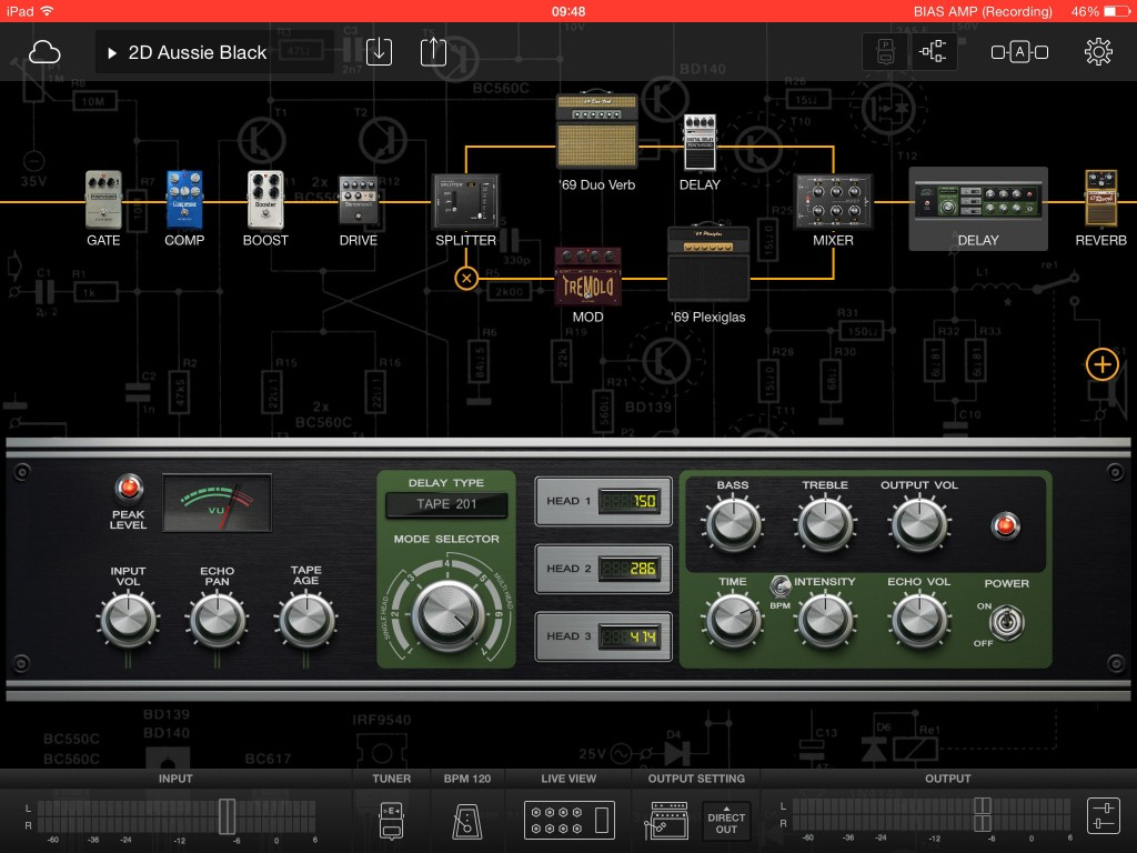 Whether Positive Grid will add further virtual kit via IAPs, as supplied, there is already plenty of choice within BIAS FX.