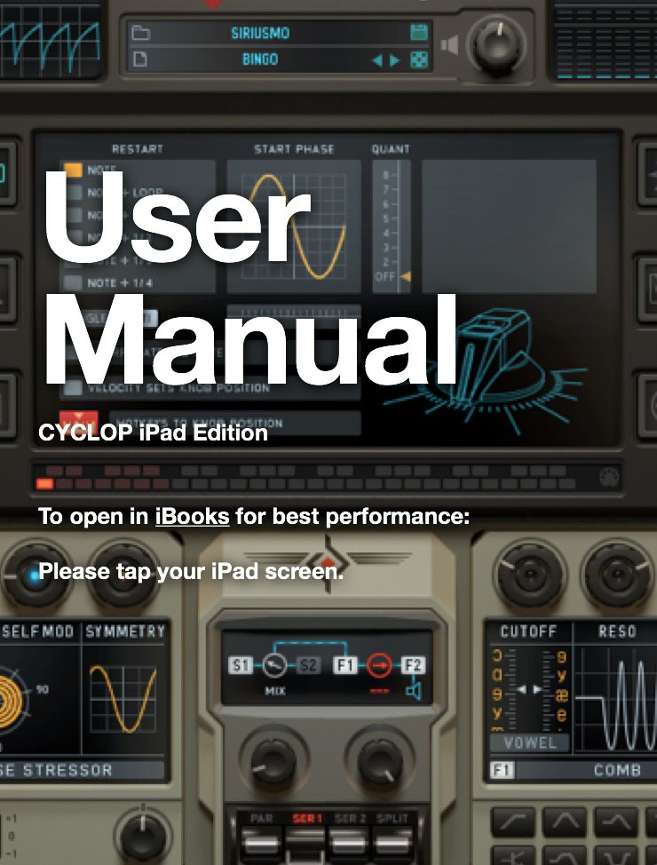 Cyclop has an excellent PDF manual available... do RTFM; it will save you time in the long run.