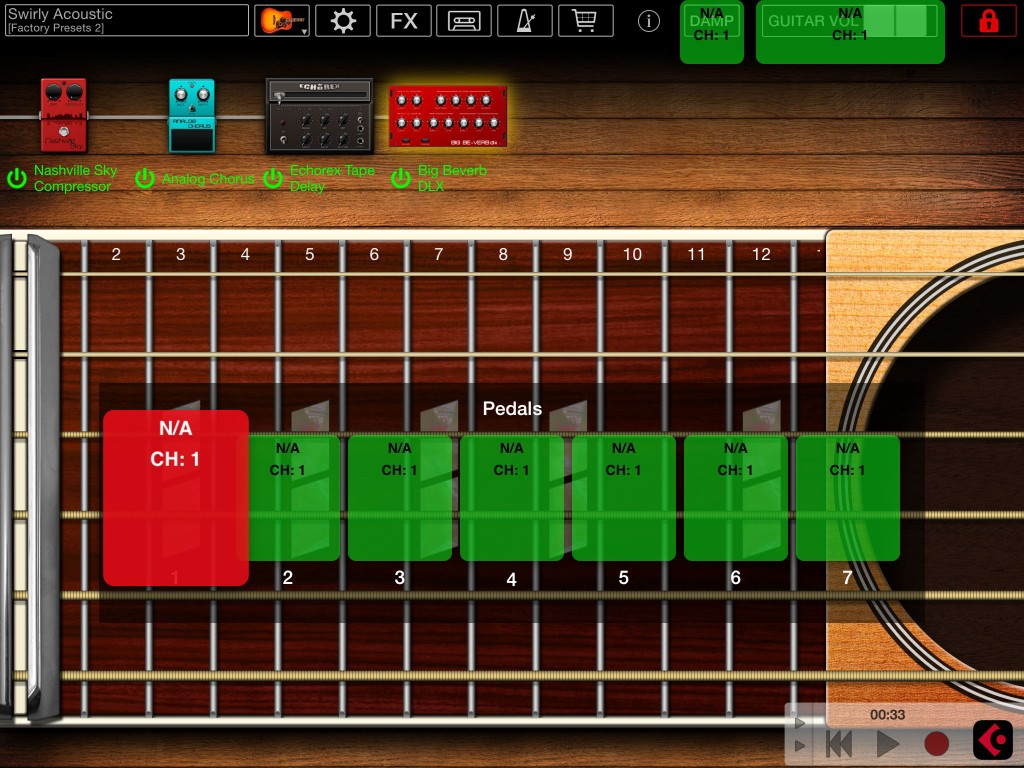 Steel Guitar includes a MIDI Learn feature to link your external controller to is parameters.