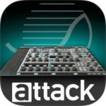attack drums logo