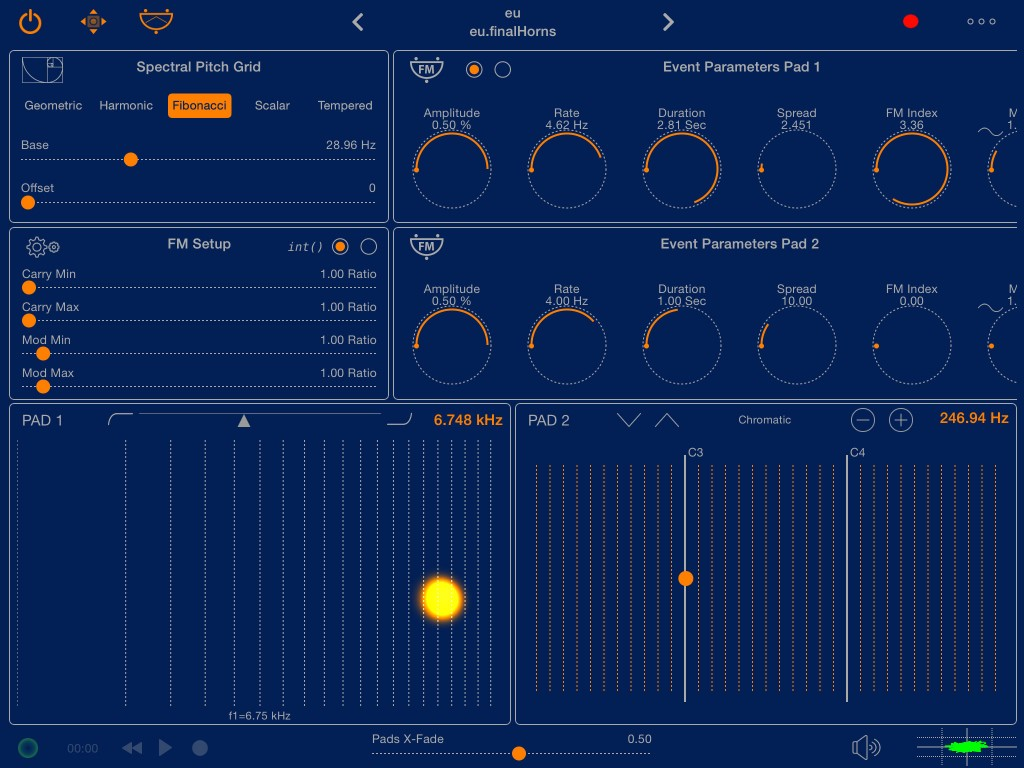 Stria - a synth, just not a conventional one :-)