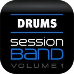 SessionBand Drums logo