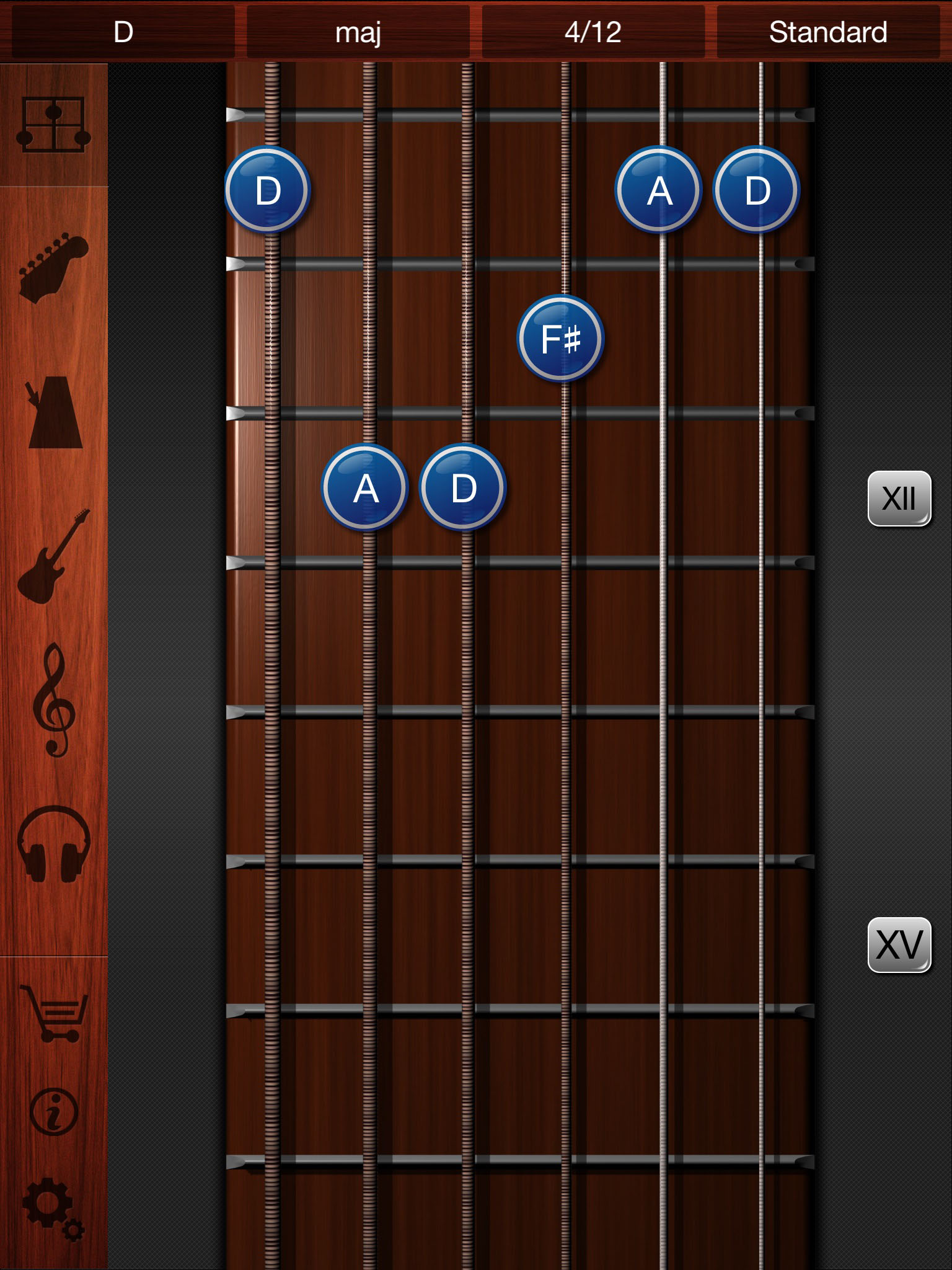 Guitar Suite Hd Review Utility App For Guitar Bass And Ukulele