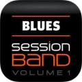 SessionBand Blues logo