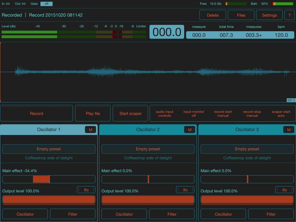 FieldScaper - more sound design options from Igor Vasiliev :-)
