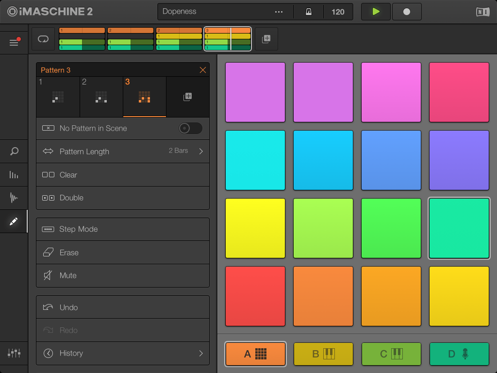 iMaschine 2 - new features from NI in a new app.
