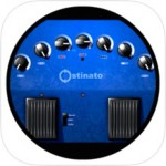 Ostinator updated – streamlined looper/sampler app from Living Memory Software gets some tweaks
