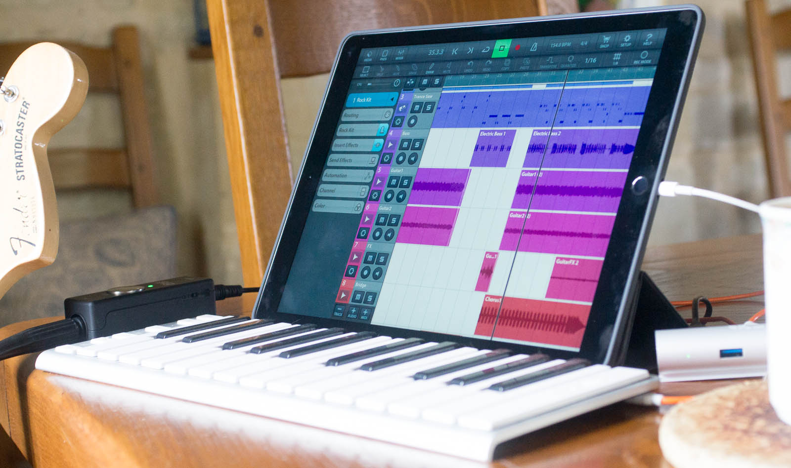music writing app for ipad pro review