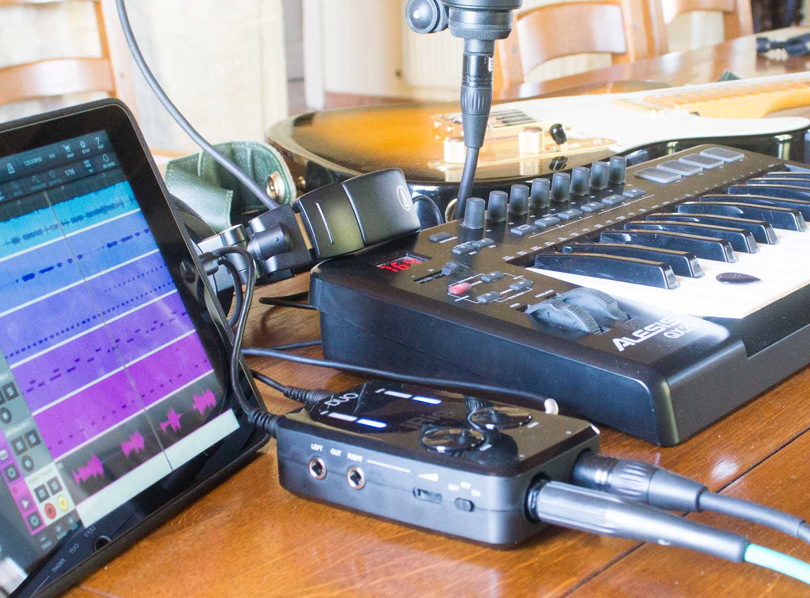 how to use irig pro duo