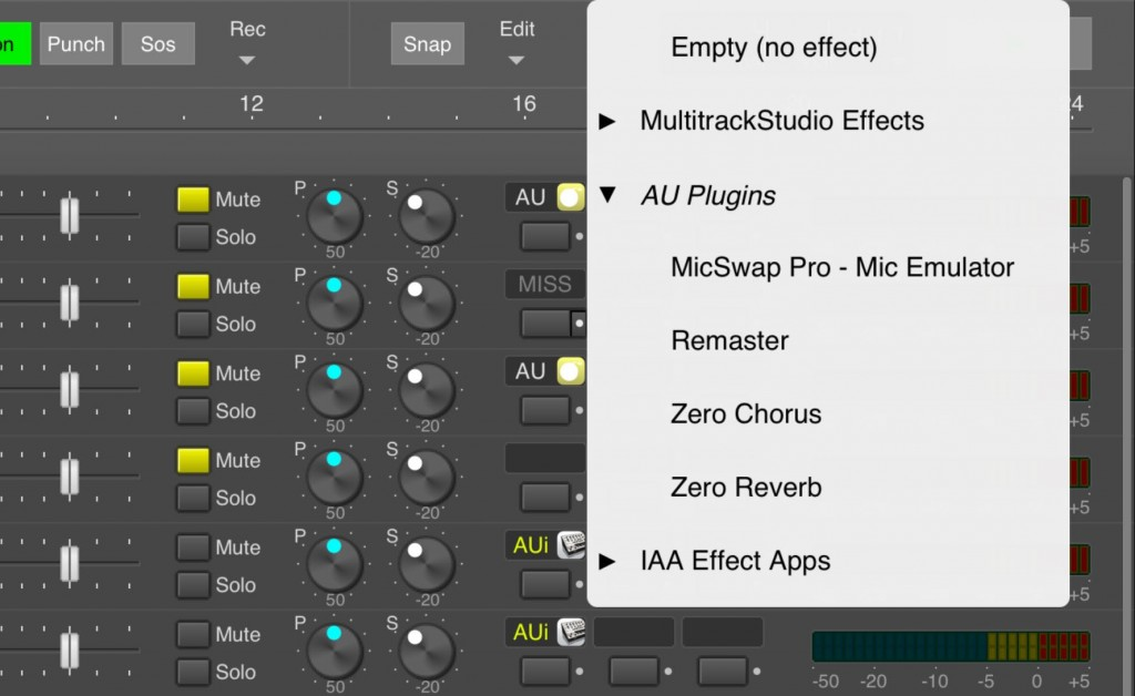 MicSwap is now added to the small (but growing) list of AU effects plugins available.