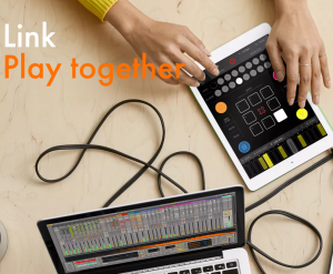 Ableton Link in use 1