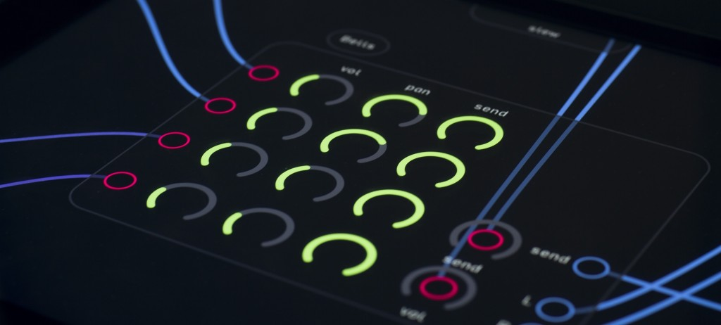 Audulus 3 - new graphics and plenty of new components to explore.