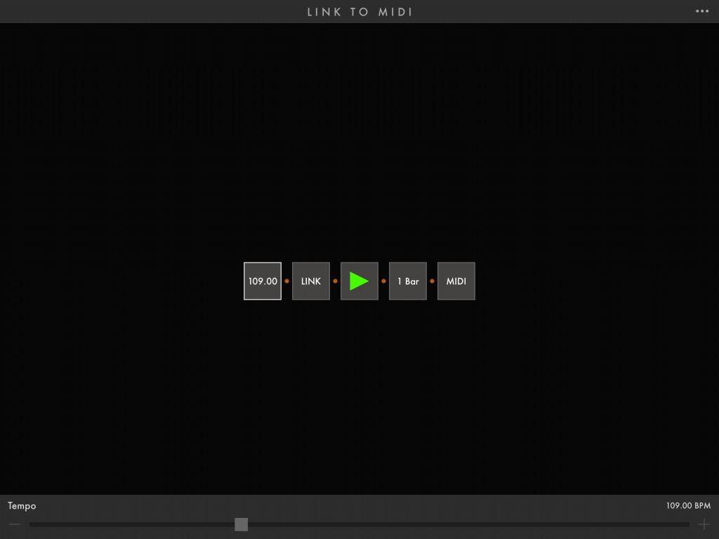 LINK to MIDI - Alexandernaut's free synchronisation utility app