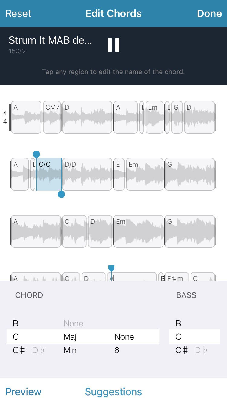Music Memos Review Apple Create A Songwriters Notepad In An App