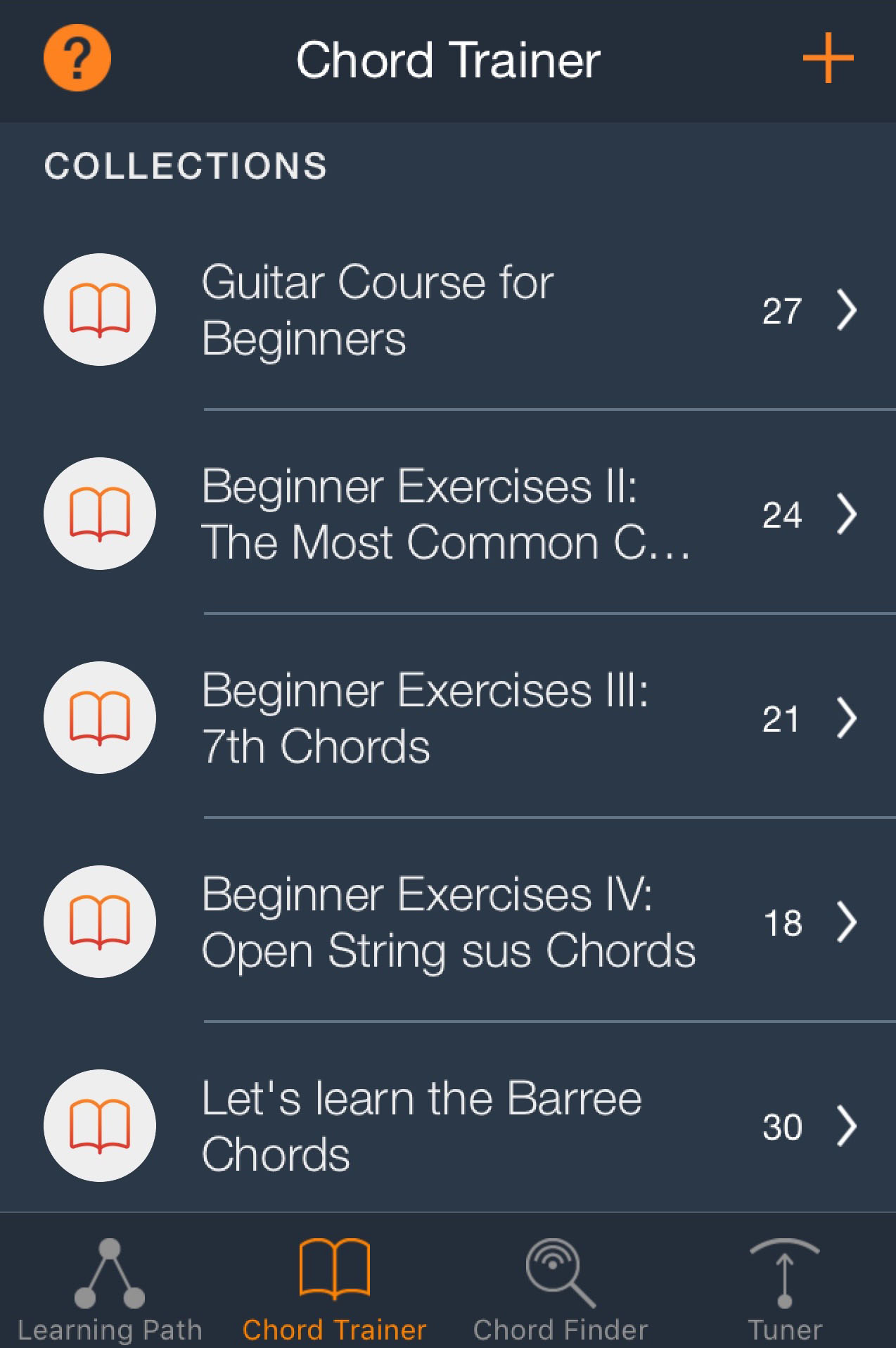 Uberchord Guitar Review Free Guitar Tuition App With Chord