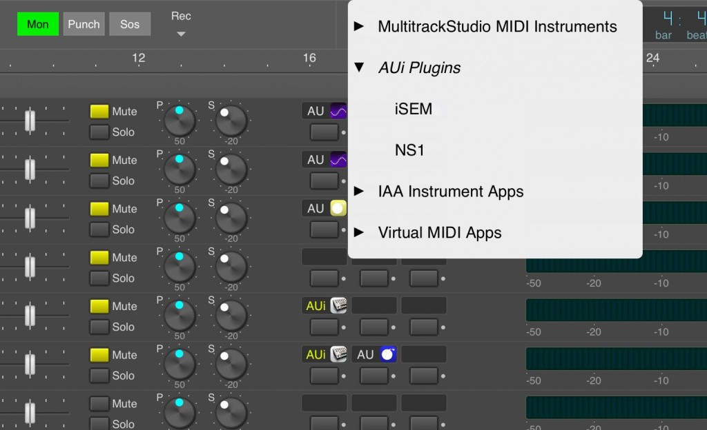 We don't have many AU instrument apps as yet.... NS1 joins iSEM in a list of two :-)