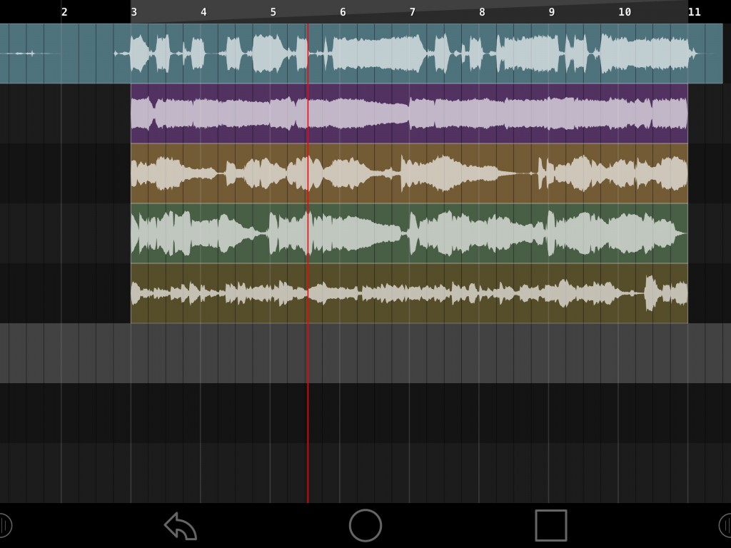 LooperSonic - a streamlined looper app for the iOS music making masses?