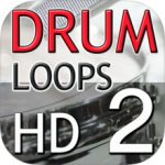Drum Loops HD 2 logo 1