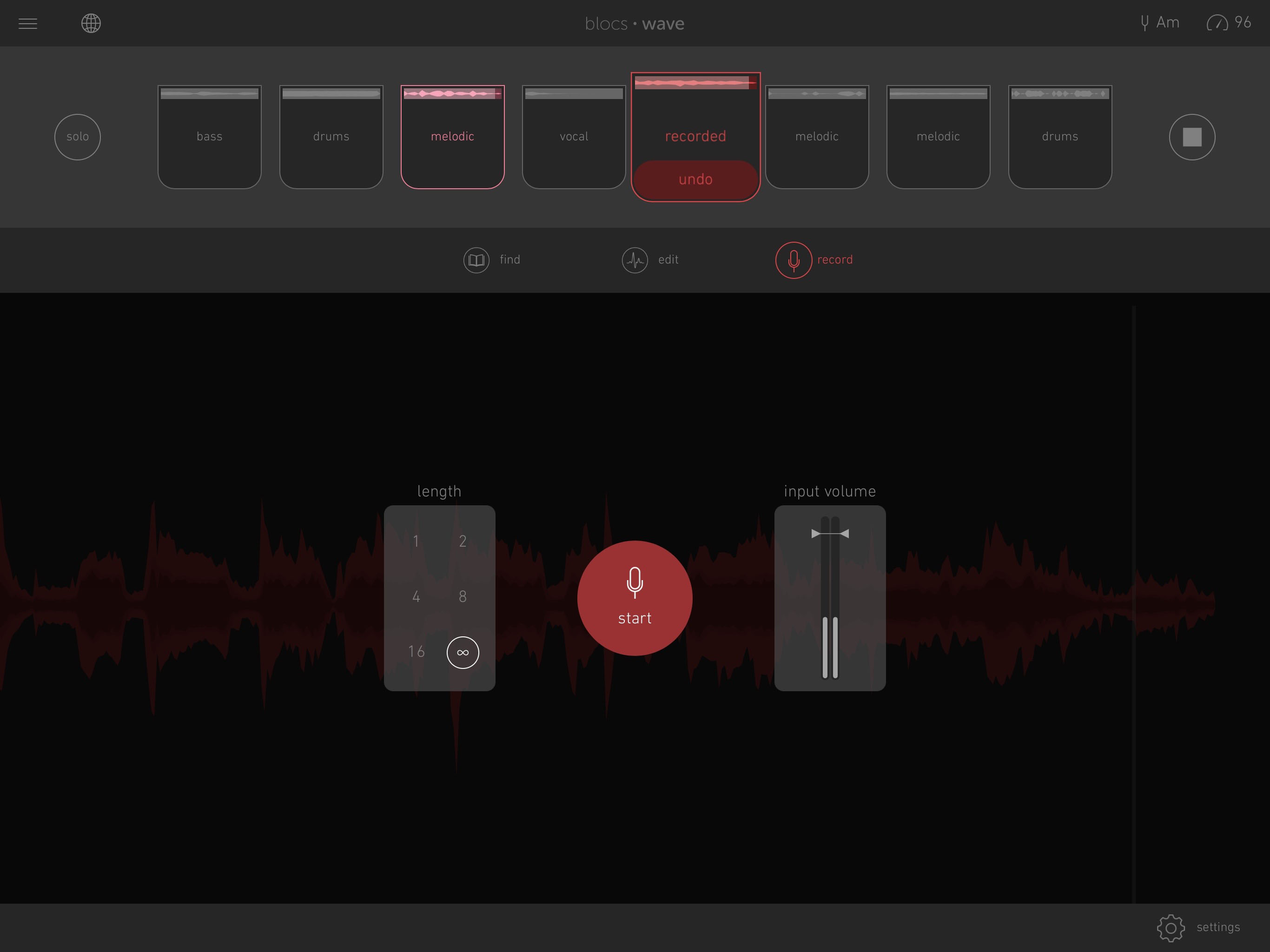1e4865a925b Blocs Wave review - real-time pitch time stretch in loop-based iOS ...