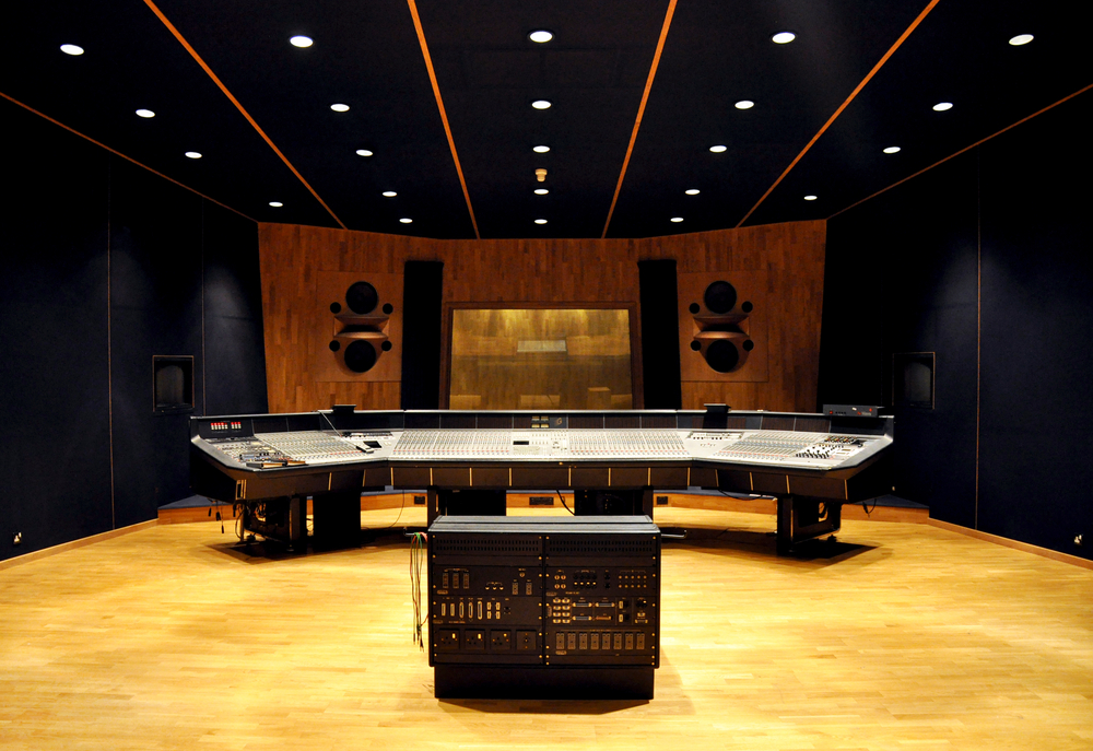 OK, so our 'less is more' iPad recording studio might not quite match this.... but as a means to get started and learn your craft, it forms a very powerful environment at a very modest cost.