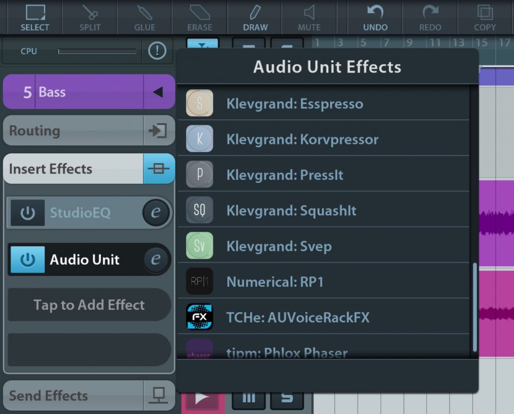 Oh my! Lots of new AU plugins to play with all at once :-)