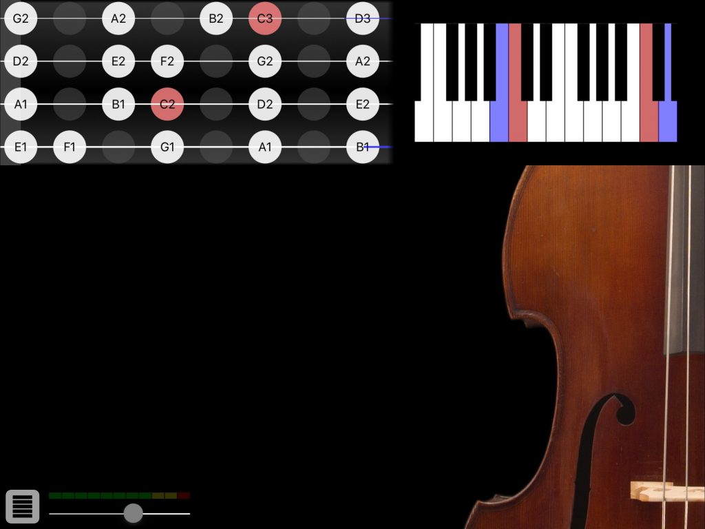 FingerFiddle - the playing experience of an orchestral string instrument translated into a touchscreen app.