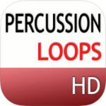 Percussion Loops HD logo 2