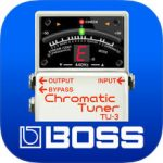BOSS Tuner review – free guitar pedal tuner in an iOS app from BOSS