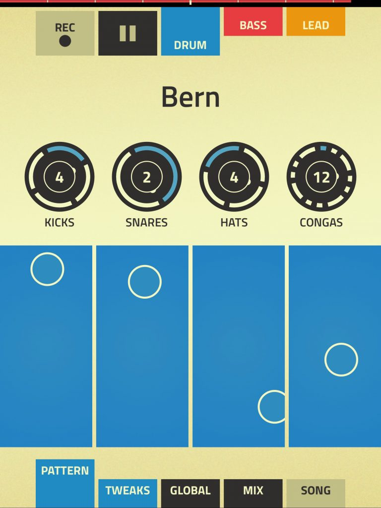 This latest update brings two new drum kits including Bern....
