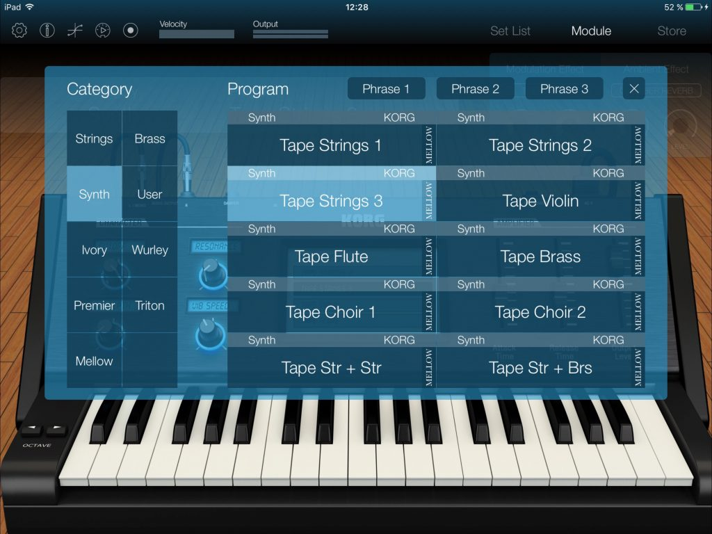 The Mellow Tape Keyboard IAP is a free download and features some pretty cool sounds....
