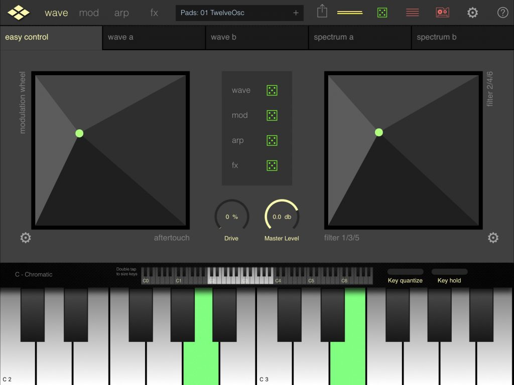 Addicitive Pro - the simple surface hides a very powerful synth.