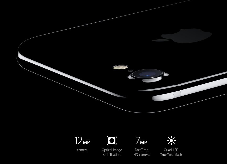As ever, the new iPhone is certainly a slick looking device....