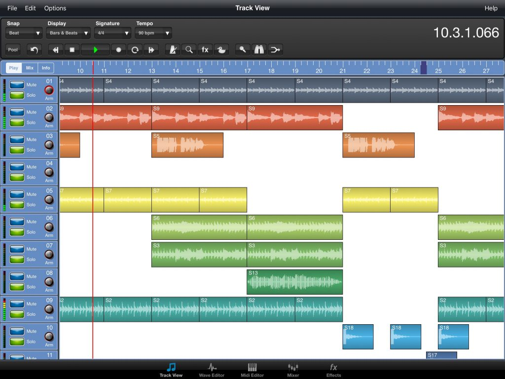 Meteor offers a fairly conventional - and workman-like - take on the DAW/sequencer environment....