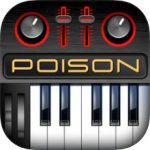 Poison-202 update – excellent compact iOS synth from JimAudio gets another great update