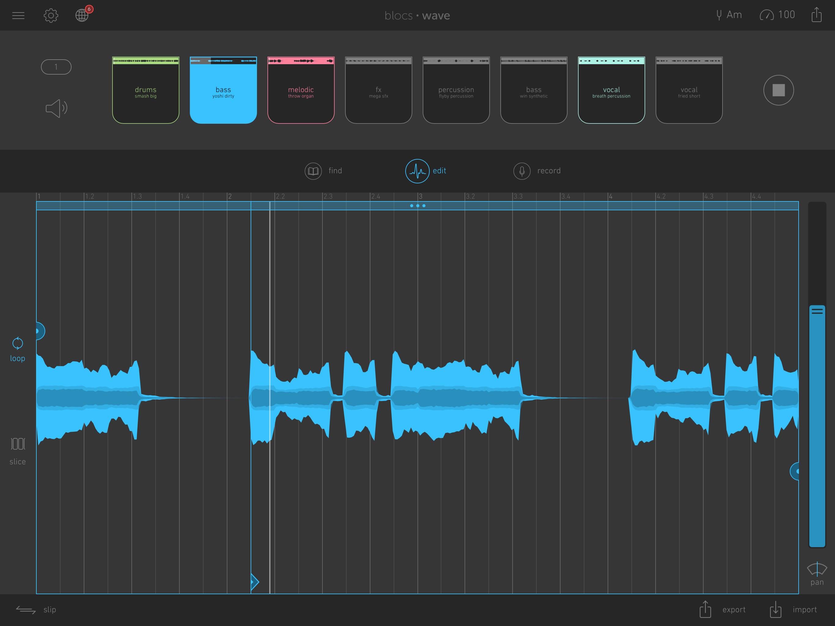 10f9f86bfba Blocs Wave SALE - Novation s loop-based music app at a bargain price ...