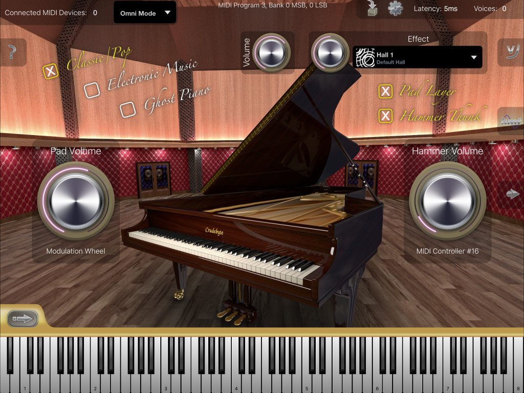 Colossus Piano is, indeed, colossus.... 14GB for the 'Grand' instrument for example....