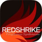 Redshrike updated – iceWorks iPhone-friendly synth goes universal and AU