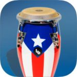 Afro Latin Drum Machine update – latin rhythms app from Luis Martinez gets Ableton Link support