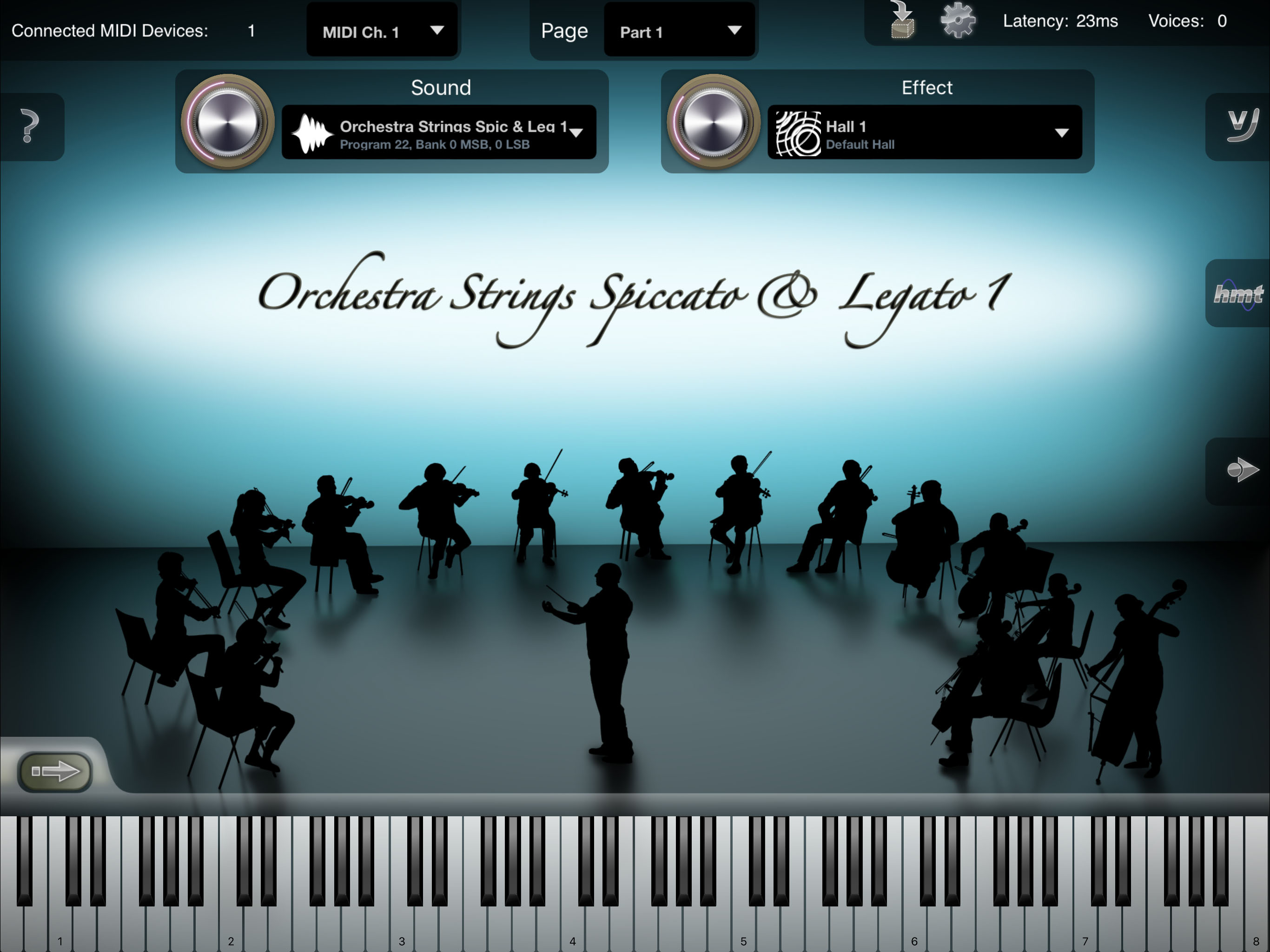 iSymphonic Orchestra update - further new sounds for sample-based ...