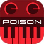 Poison-202 update – excellent AU iOS synth gets some tweaks